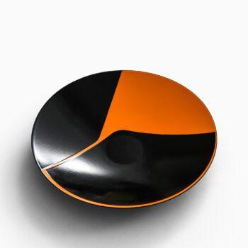 Ib Geertsen enamel bowl at Studio Schalling