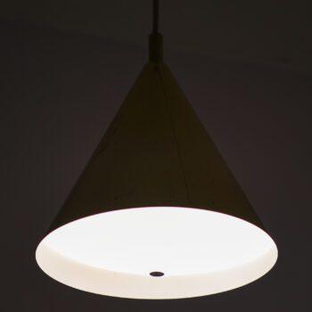 Ceiling lamps by Glashütte Limburg at Studio Schalling