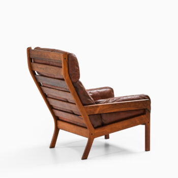 Erik Ole Jørgensen easy chair in rosewood at Studio Schalling