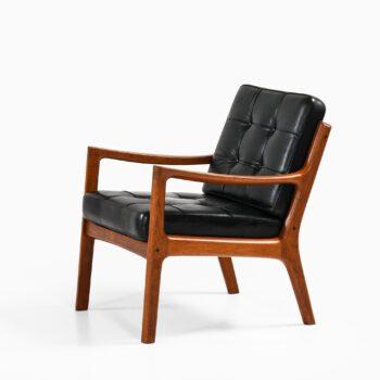 Ole Wanscher easy chair model Senator in teak at Studio Schalling