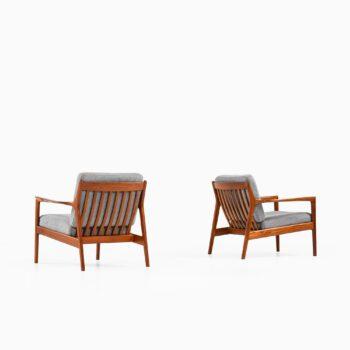 Folke Ohlsson easy chairs model USA 75 at Studio Schalling