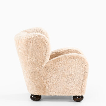 Märta Blomstedt easy chair model Aulanko at Studio Schalling