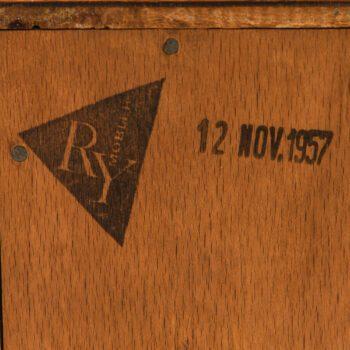 Hans Wegner bookcase & cabinet by Ry Møbler at Studio Schalling