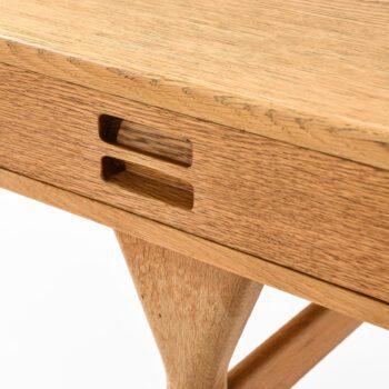 Nanna Ditzel desk in oak by Søren Willadsen at Studio Schalling