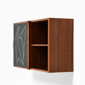 Östen Kristiansson wall cabinet by Luxus at Studio Schalling