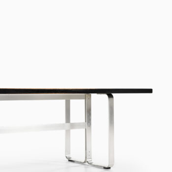 Karl-Erik Ekselius large desk / dining table at Studio Schalling
