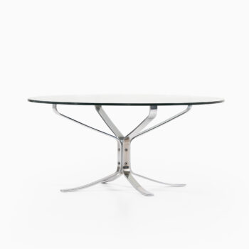 Sigurd Resell coffee table model Falcon at Studio Schalling
