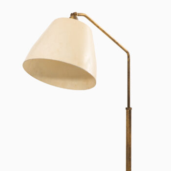 Height adjustable floor lamp by ASEA at Studio Schalling