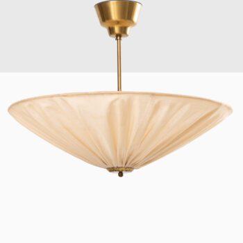 Hans Bergström ceiling lamp / flush mount at Studio Schalling