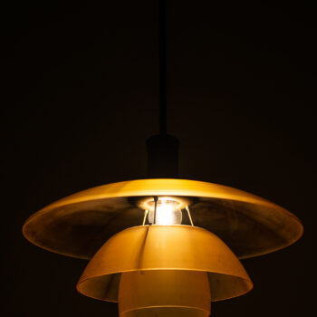 Poul Henningsen ceiling lamp model PH-5/5 at Studio Schalling