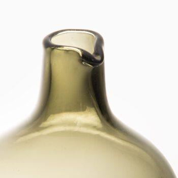 Timo Sarpaneva glass vase by Iittala at Studio Schalling