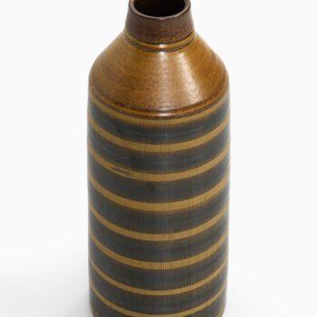 Birger Larsson ceramic vase by Wallåkra at Studio Schalling