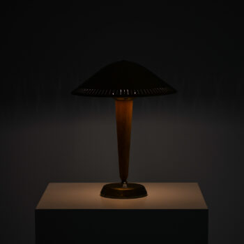 Hans Bergström attributed table lamp by ASEA at Studio Schalling