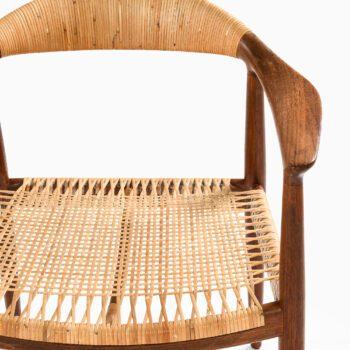 Hans Wegner armchair by Johannes Hansen at Studio Schalling