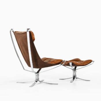 Sigurd Resell easy chairs model Falcon at Studio Schalling