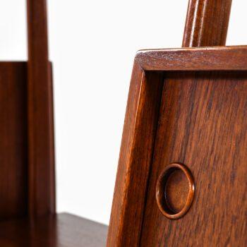 Arne Vodder & Anton Borg bookcase in teak at Studio Schalling