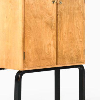 Alvar Aalto birch cabinet by Artek at Studio Schalling
