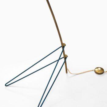 Louis Kalff floor lamp by Philips at Studio Schalling