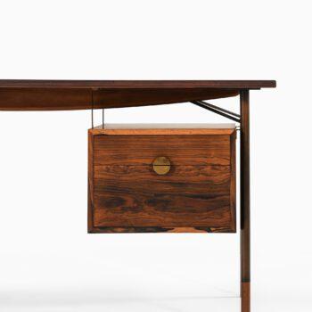 Finn Juhl desk model BO-69 by Bovirke at Studio Schalling
