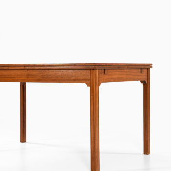 Kaare Klint dining table in mahogany at Studio Schalling