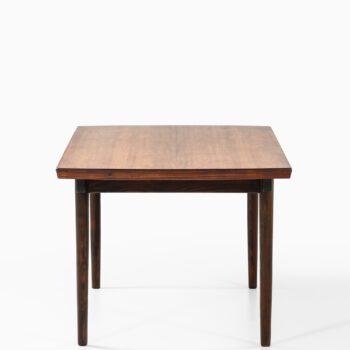 Finn Juhl dining table in rosewood at Studio Schalling