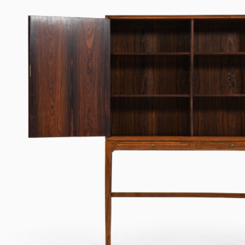 Ole Wanscher cabinet in rosewood at Studio Schalling