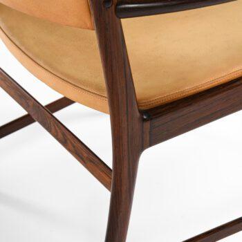 Kai Lyngfeldt Larsen armchairs in rosewood at Studio Schalling