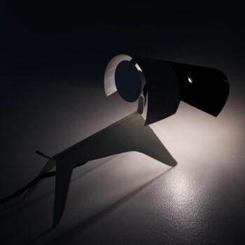 Boris Lacroix table lamps by Disderot at Studio Schalling