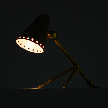Boris Lacroix table lamp by FLB at Studio Schalling
