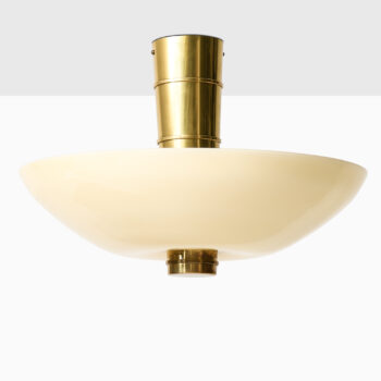 Paavo Tynell ceiling lamp model 9053 at Studio Schalling