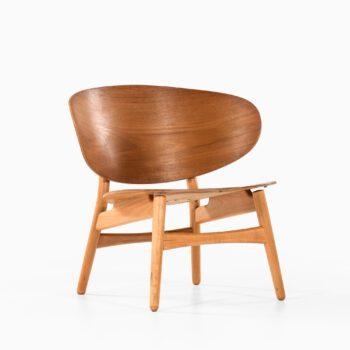 Hans Wegner easy chair model 1936 at Studio Schalling