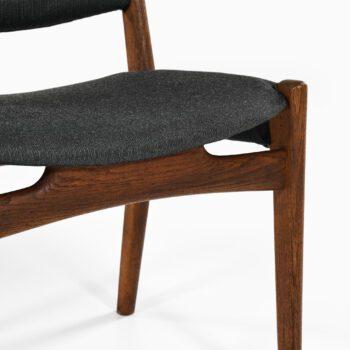 Hans Wegner dining chairs by Johannes Hansen at Studio Schalling