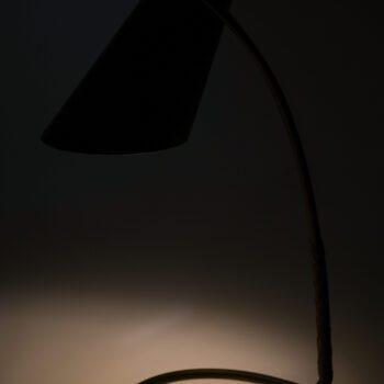 Svend Aage Holm Sørensen table lamp at Studio Schalling