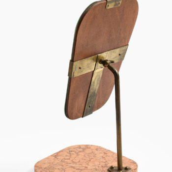 Table mirror by unknown designer at Studio Schalling