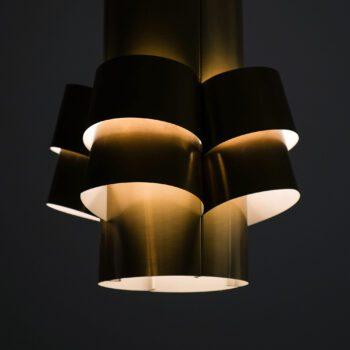 Torsten Orrling & Hans-Agne Jakobsson ceiling lamp at Studio Schalling