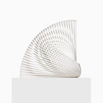 Bertil Herlow Svensson sculpture in aluminium at Studio Schalling