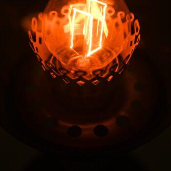 Hans-Agne Jakobsson table lamp model B-102 at Studio Schalling
