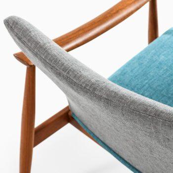 Finn Juhl easy chairs model 138 at Studio Schalling
