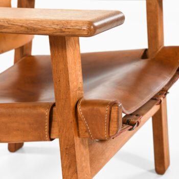 Børge Mogensen easy chairs model 2226 at Studio Schalling