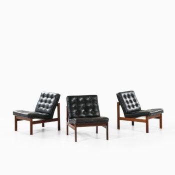 Ole Gjerløv-Knudsen & Torben Lind seating group at Studio Schalling