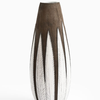 Anna-Lisa Thomson ceramic vase model Paprika at Studio Schalling