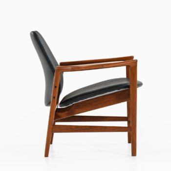 Ib Kofod-Larsen easy chair model Holte at Studio Schalling