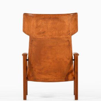 Søren Hansen wingback easy chair model 4365 at Studio Schalling
