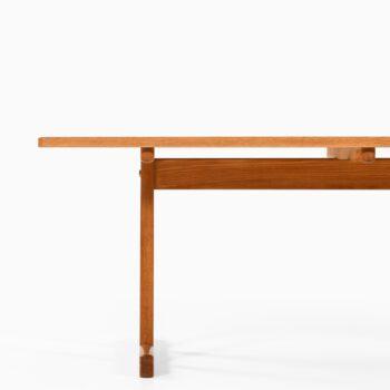 Børge Mogensen shaker dining table in oak at Studio Schalling