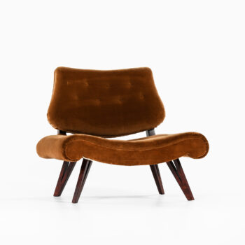 Otto Schulz attributed easy chair at Studio Schalling