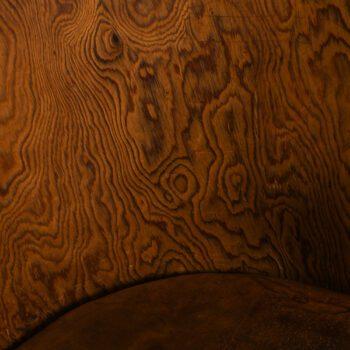Emil Cederlund stump chair in solid pine at Studio Schalling