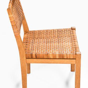 Aino Aalto dining chairs model 615 at Studio Schalling