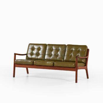 Ole Wanscher sofa model Senator at Studio Schalling