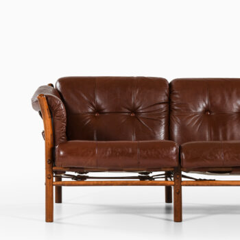 Arne Norell 3-seater sofa model Indra at Studio Schalling