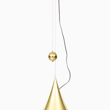 Paavo Tynell ceiling lamps model 10220 at Studio Schalling
